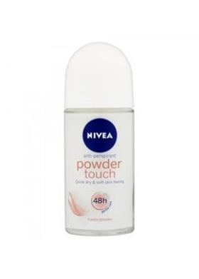 Nivea Nıvea Roll On Powder Touch Bayan