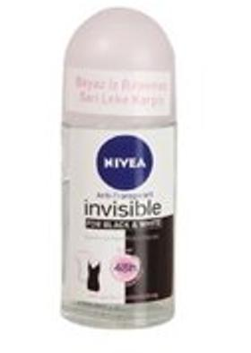 Nivea Nıvea Roll On Invısıble Bayan Clear