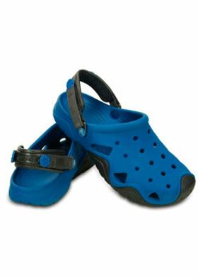 Crocs SWIFTWATER CLOG MEN Mavi Erkek Sandalet