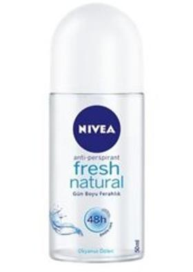 Nivea Nıvea Roll On Fresh Natural Bayan