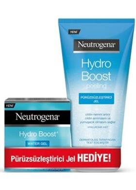 Neutrogena Neutrogena Hydro Boost Water Gel 50 ml + Peeling Jel 150 ml