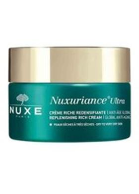 Nuxe NUXE Nuxuriance Ultra Creme Riche Redensifiante Anti-Age Global 50 ml - Kuru Ciltler