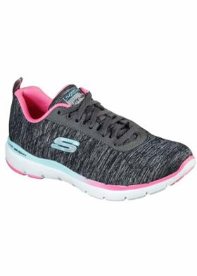 Skechers FLEX APPEAL 3.0 - FAN CRAZE KADIN SPOR AYAKKABI