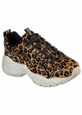 Skechers D'LITES 3.0 - JUNGLE FASHION KADIN SPOR AYAKKABI