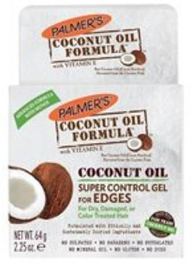 Palmer's Palmer's Coconut Oil Super Control Gel For Edgee 64G