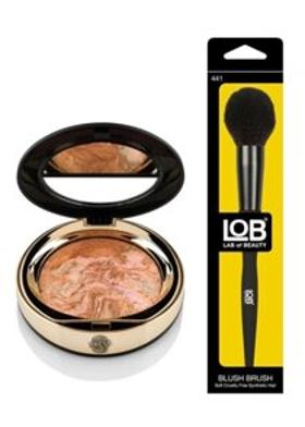 New Well Newwell Terracotta Porcelain Make-Up D-142 15 Gr+ Lob Allık Fırçası