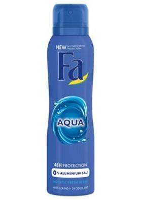 Fa Fa Aqua Aquastic Fresh Woman Kadın Deodorant 150 Ml