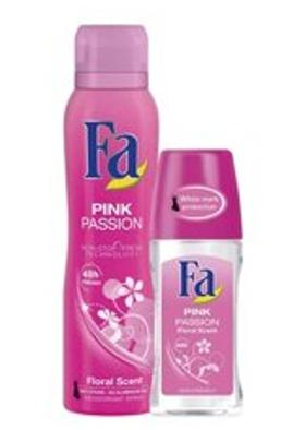 Fa Fa Pınk Passıon Deo Spray 150 Ml +Fa Pınk Passıon Roll-On 50 Ml