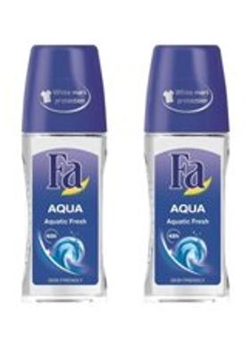 Fa Fa Aqua Roll-On 50 Ml 2'Li Paket