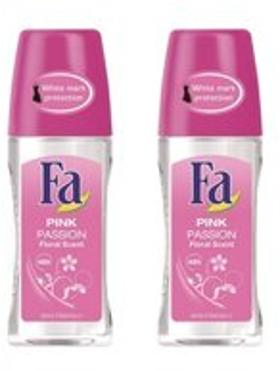 Fa Fa Pınk Passıon Roll-On 50 Ml 2'Li Paket