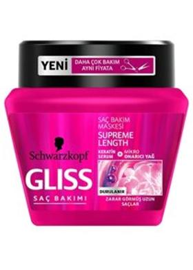 Gliss Glıss Saç Maskesi Supreme Length 300 Ml