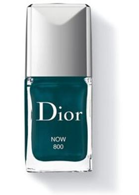 Christian Dior Dior Green Nail Polish Gel Shine 800 Now Oje