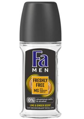 Fa Fa Ro Fresh Free Lime Ginger 50 Ml