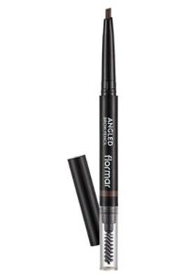 Flormar Flormar Kaş Kalemi & Fırçası - Angled Brown Pencil Light Brown 02