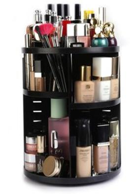 Flormar Make Up Organizer Black
