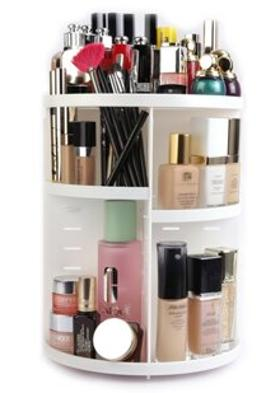 Flormar Make Up Organizer Beyaz