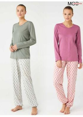 Mod Collection Pijama Takım 3381