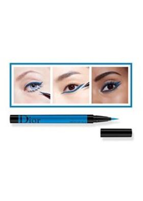 Christian Dior Dior Diorshow On Stage Liner Waterproof - 261 Matte Pop Blue Eyeliner
