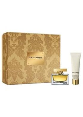 Dolce & Gabbana The One Edp 30 Ml + Body Lotion 50 Ml