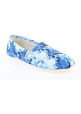 Toms Satin Paint Print Wm Clsc A